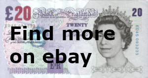 Find more old twenty pound notes